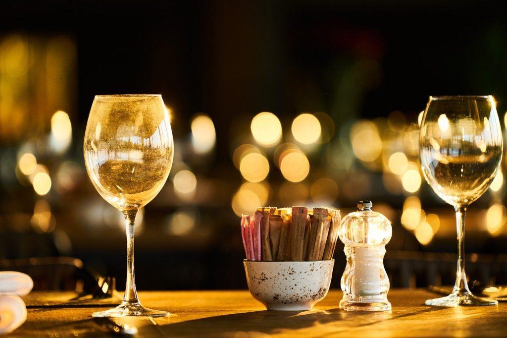 ワイン、グラス