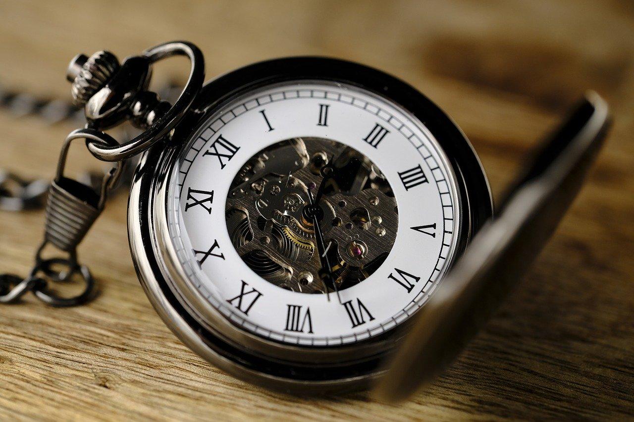 時計、時間