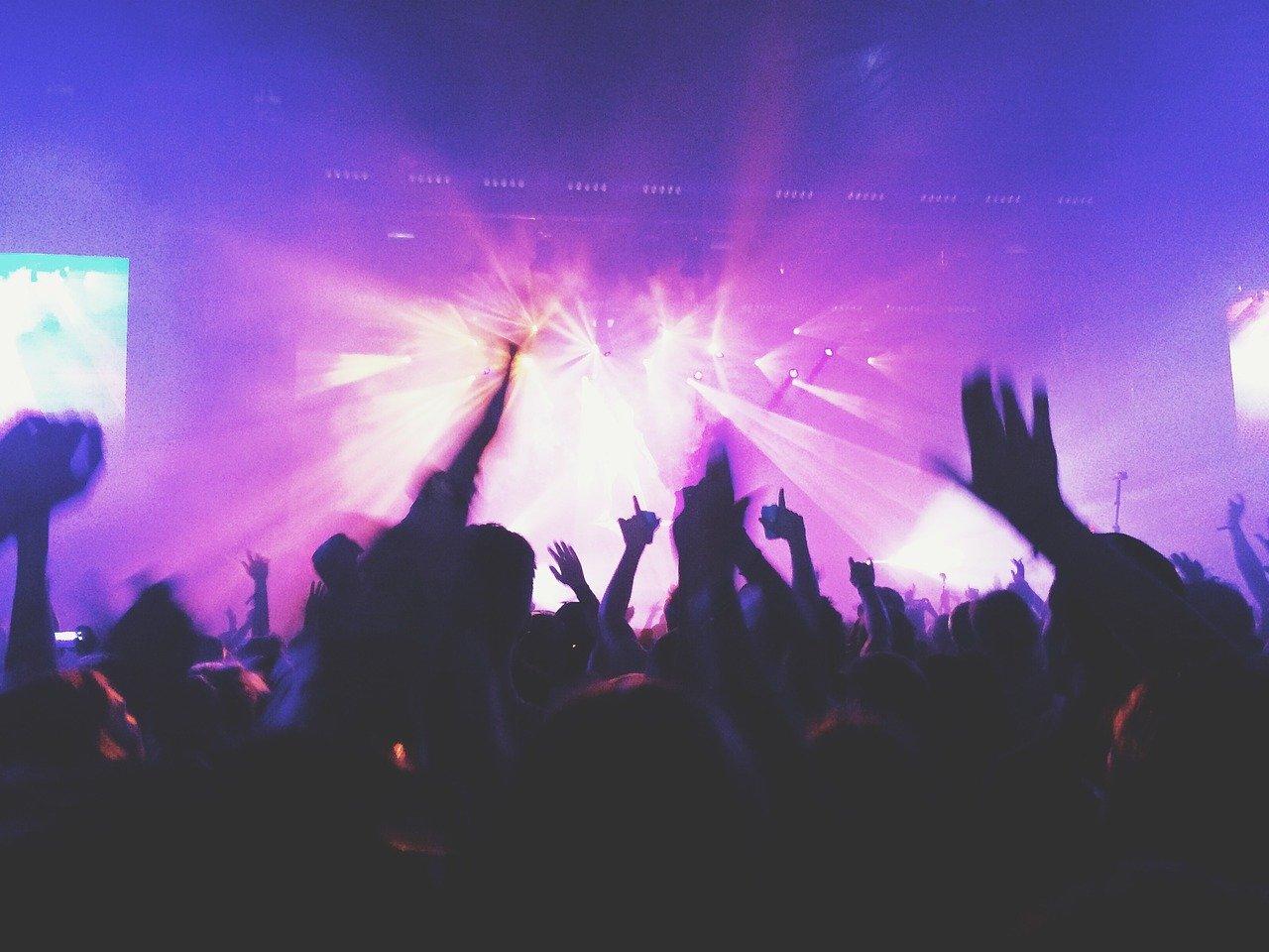 ライブとステージ
