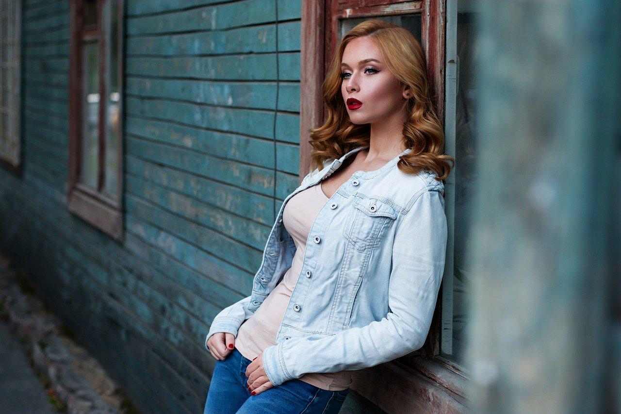 ロシアの美女