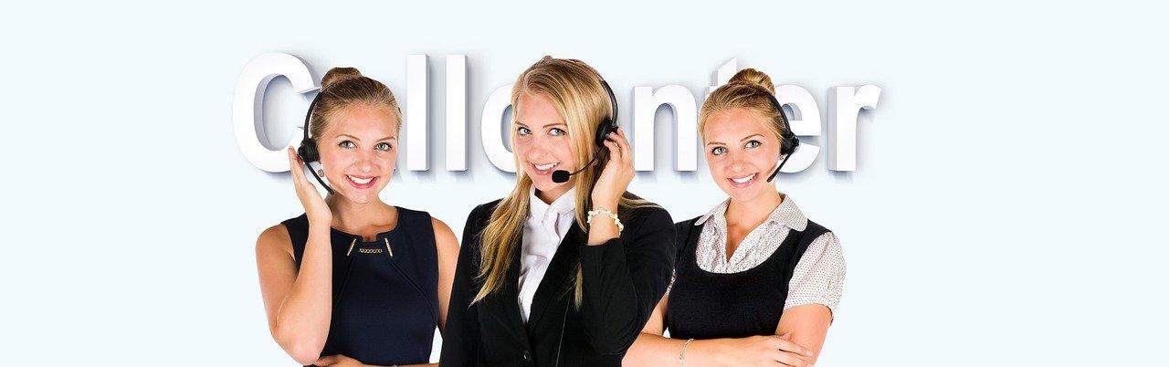 コールセンターの女性たち