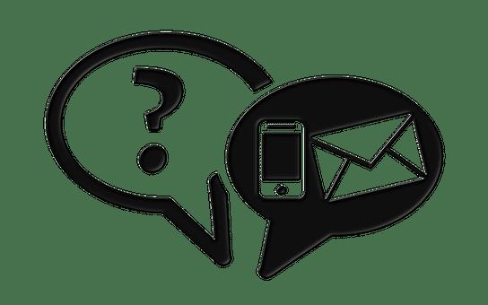 電話 メール 対応