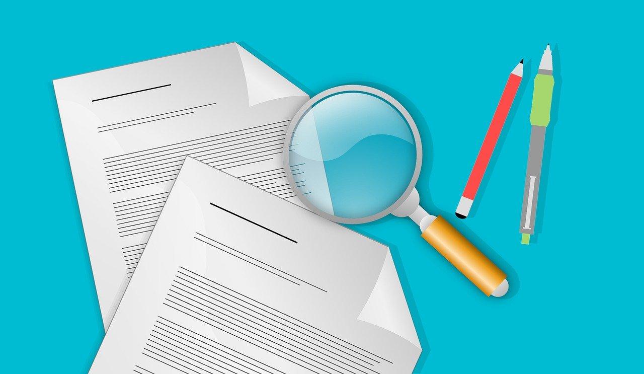 税務関係の書類