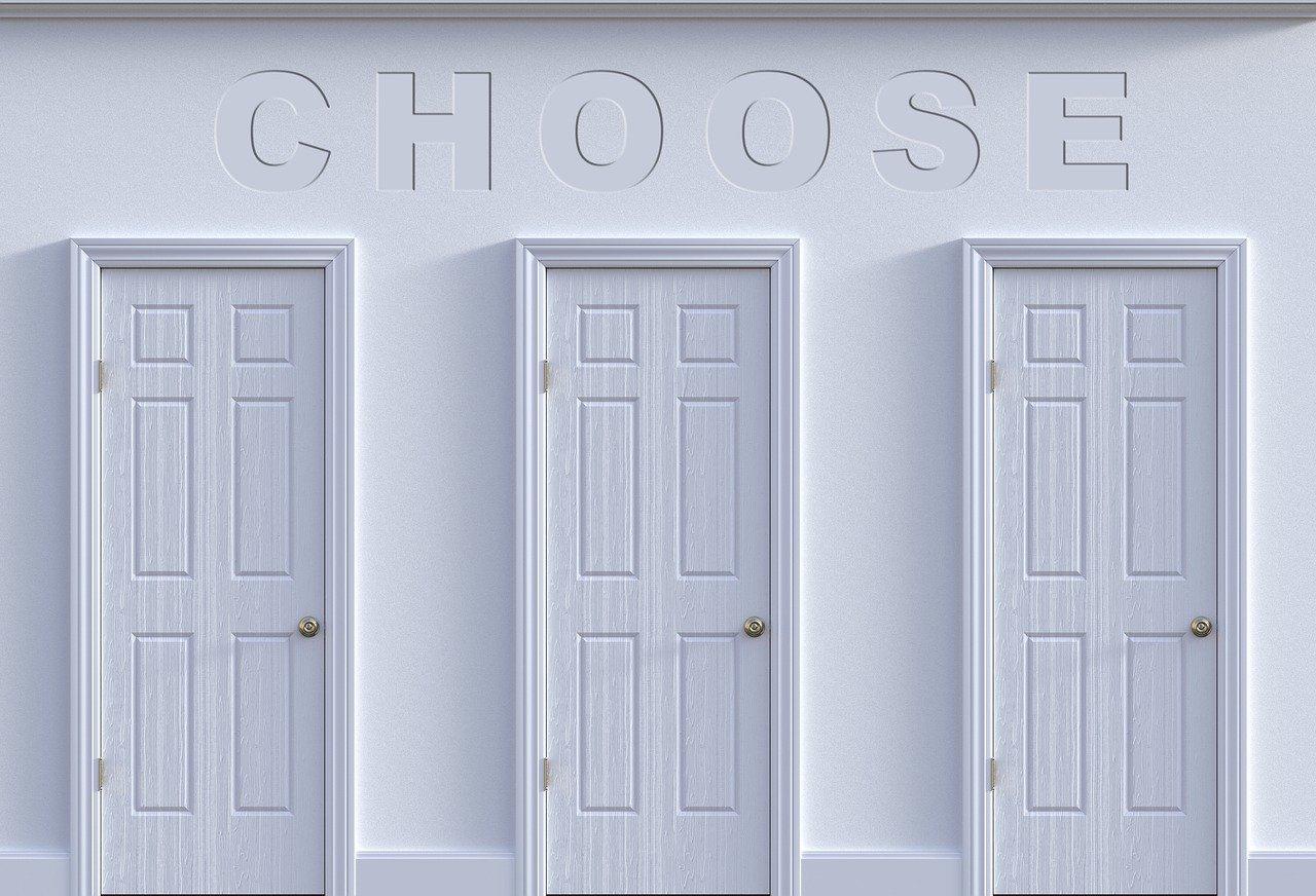 選択、決定、機会