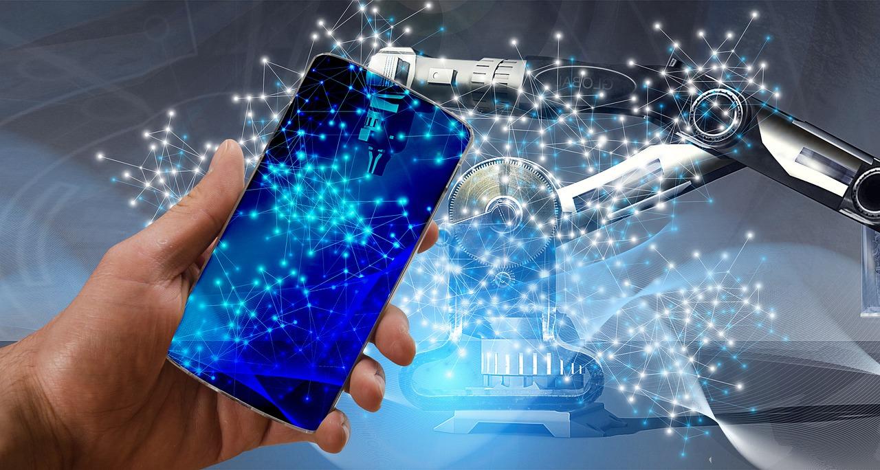 テクノロジー、スマートフォン