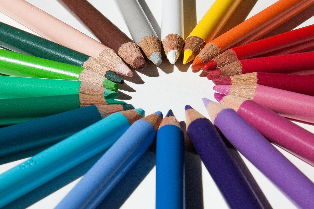 色鉛筆 種類