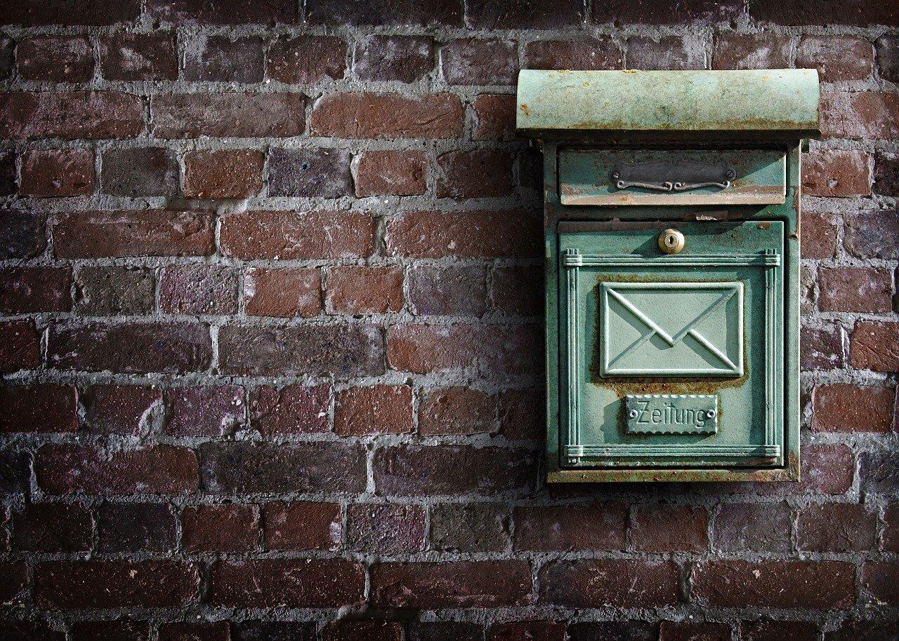 メールボックス、ポスト
