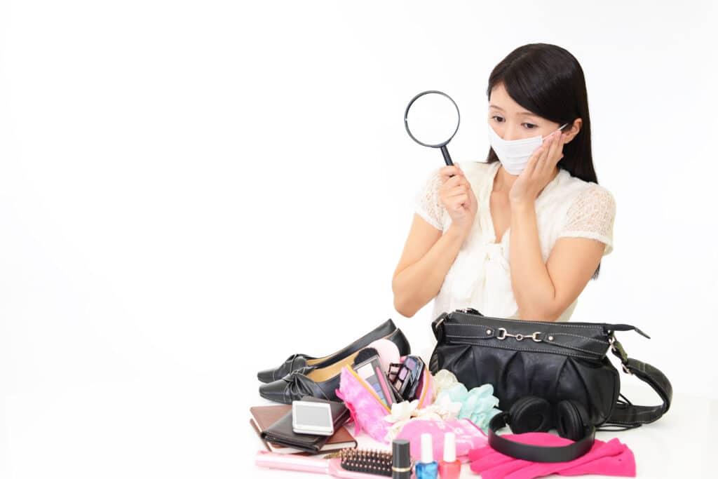 マスクと化粧