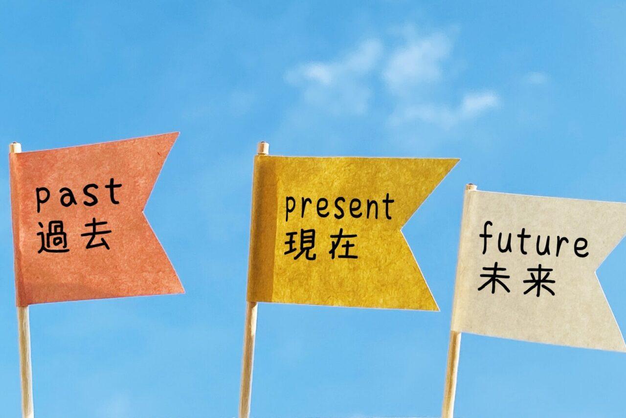 過去と現在と未来