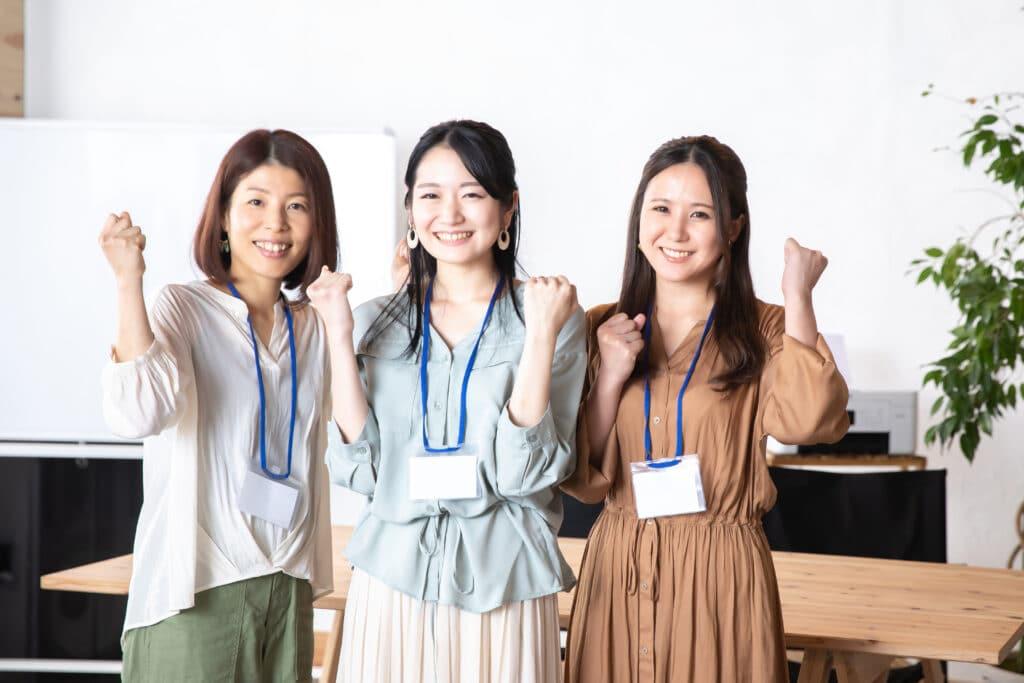 女性会社員