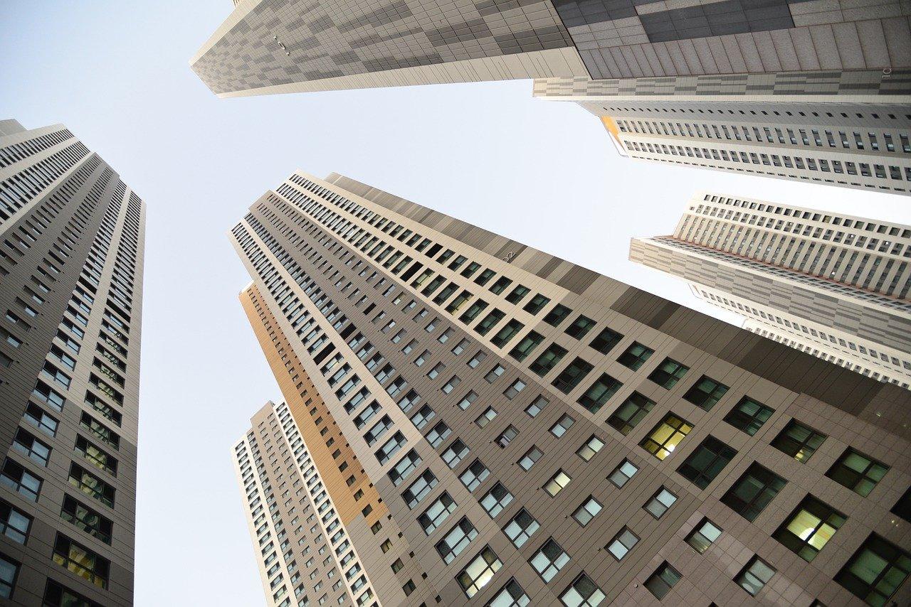 ビルディングの画像