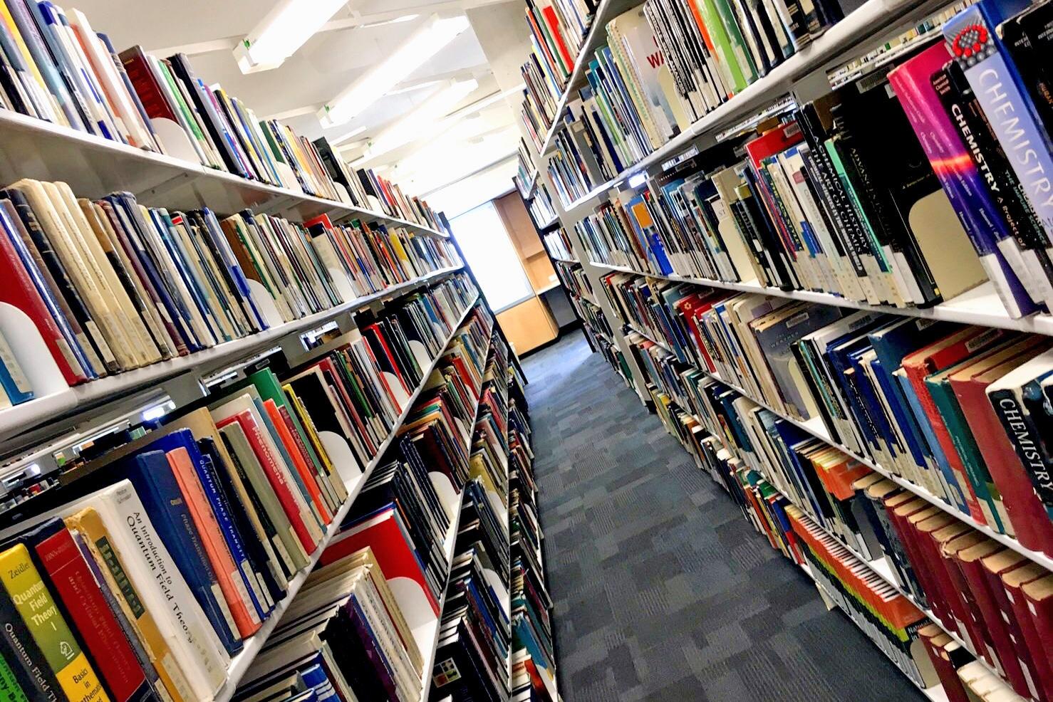 会社の書庫