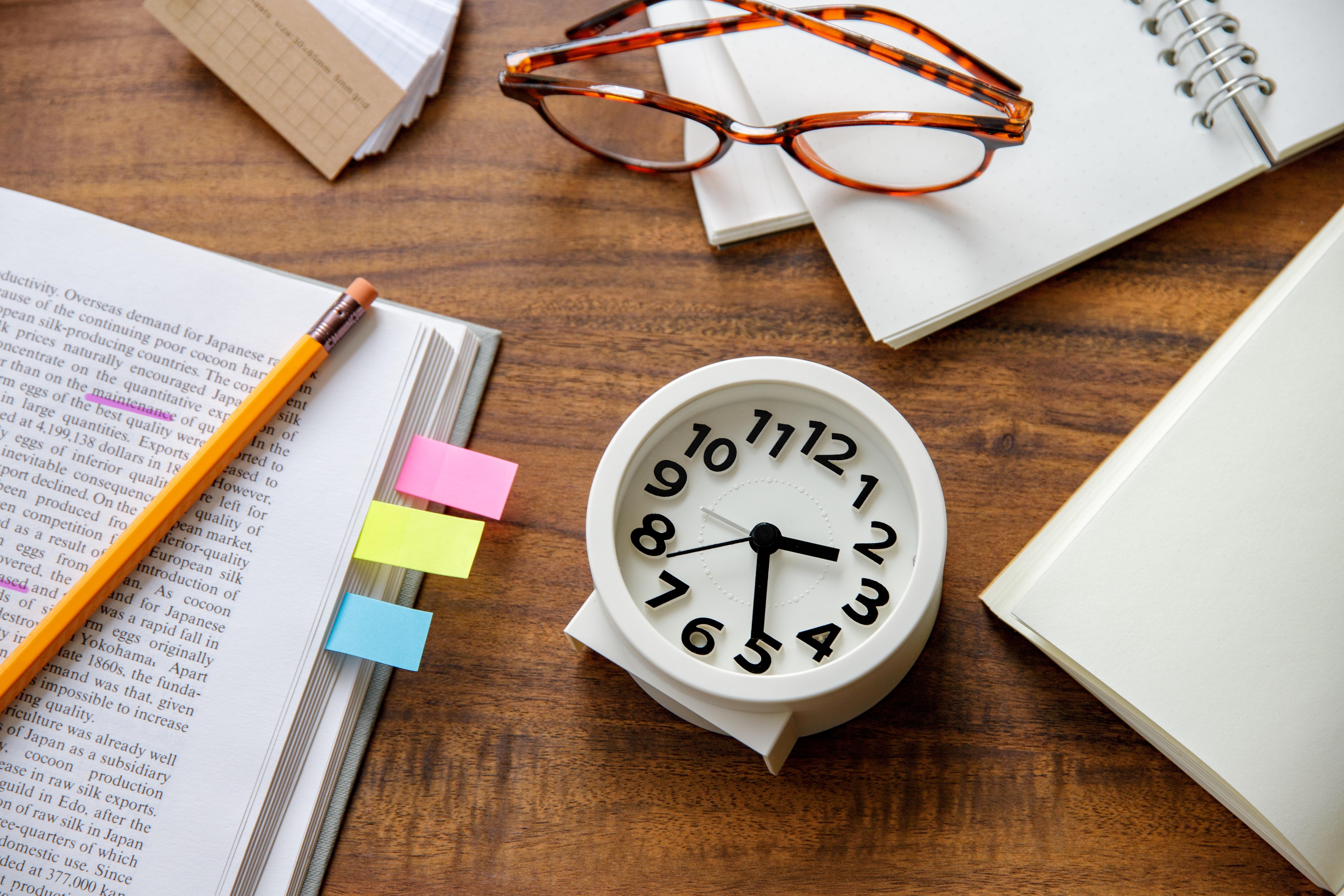 時間 勉強