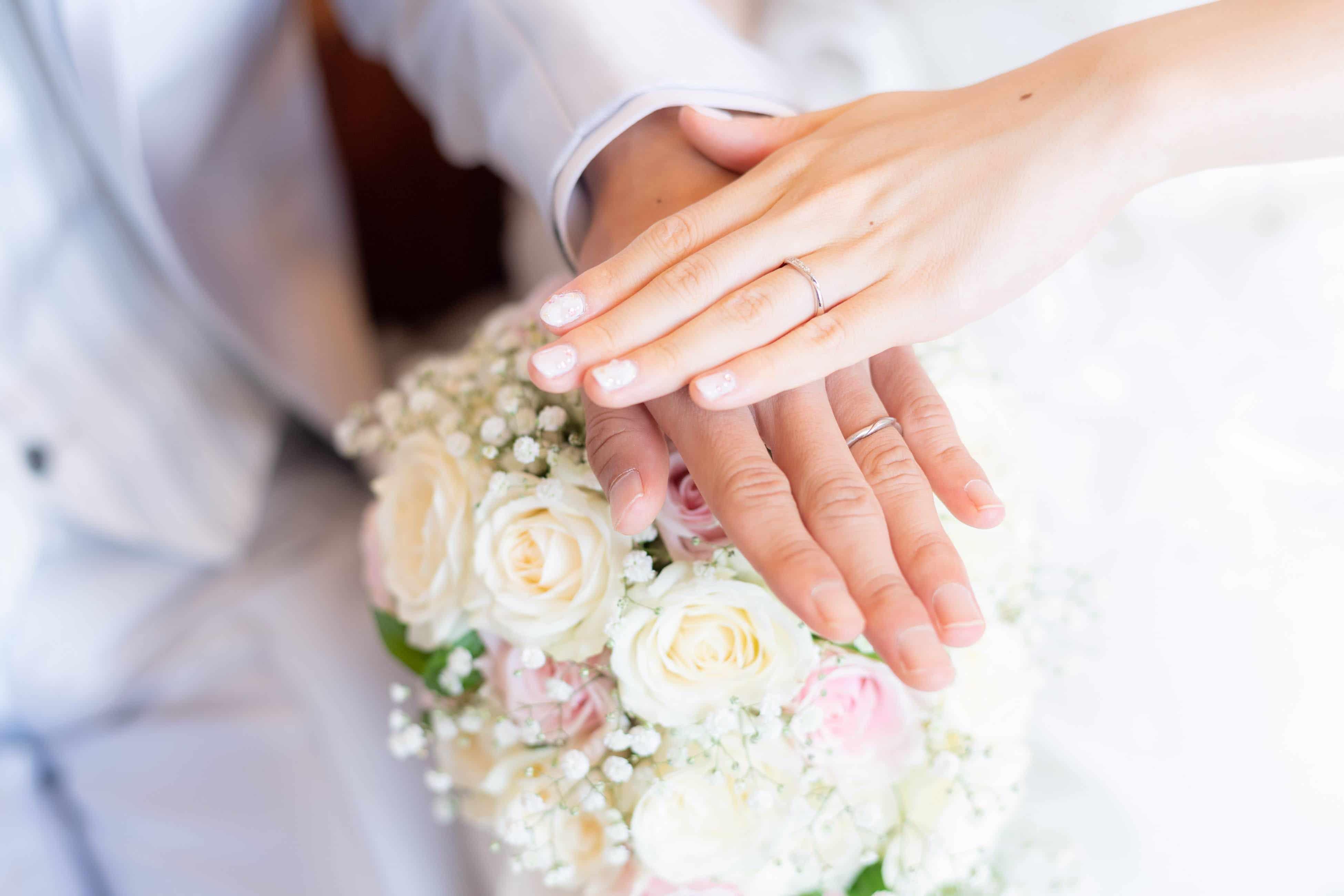 新婚 指輪