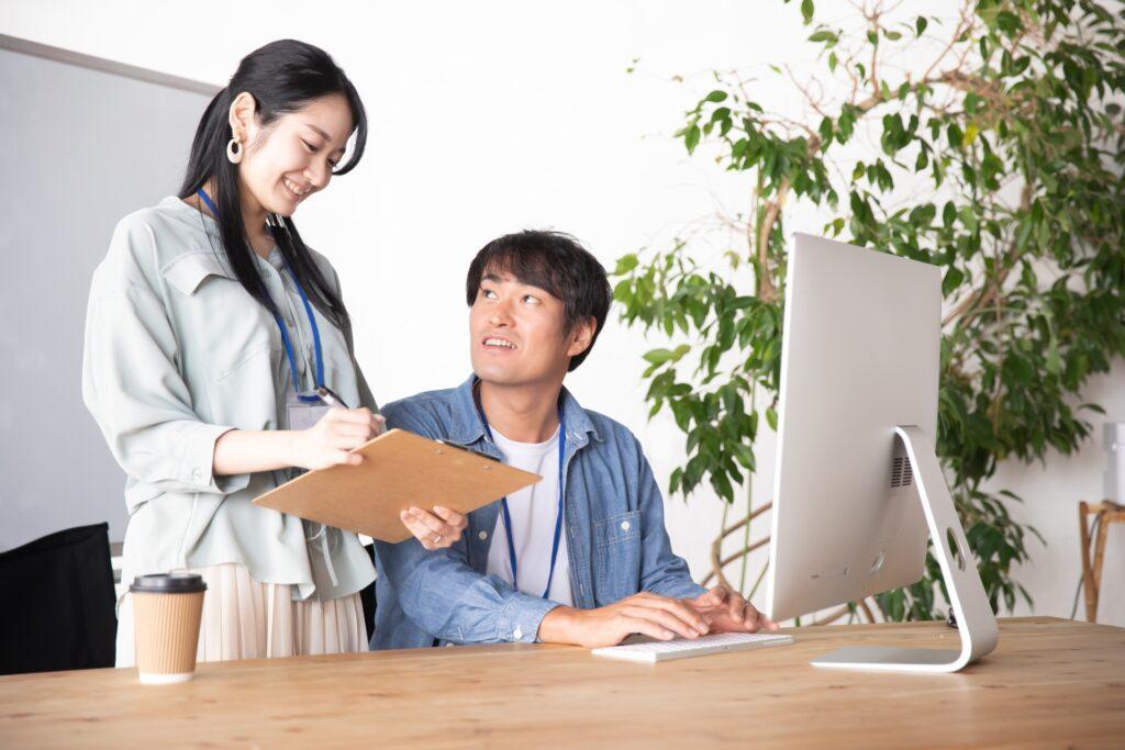 Web業界で活躍する女性