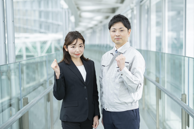 男女のビジネスチーム