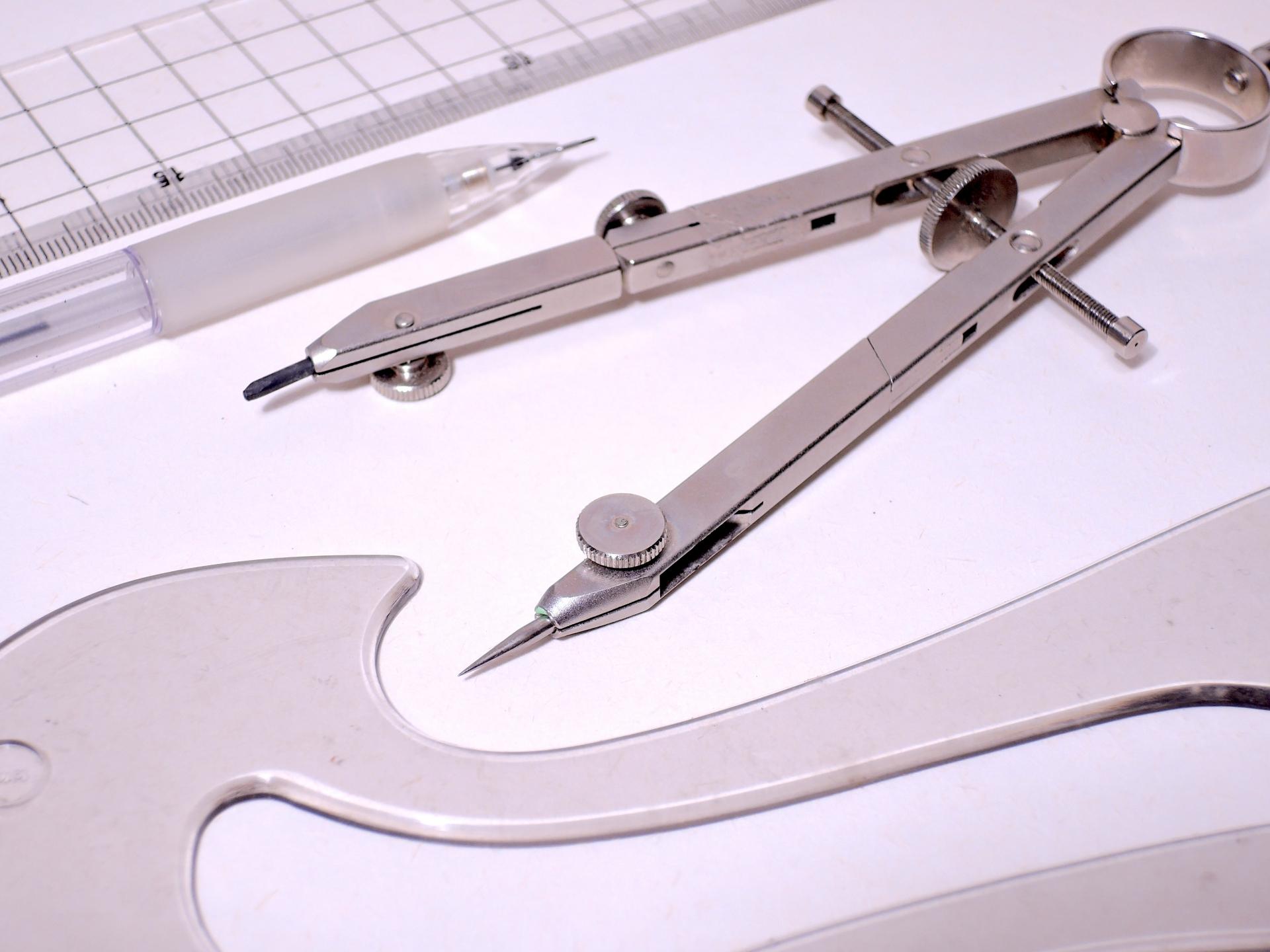 製図用の道具