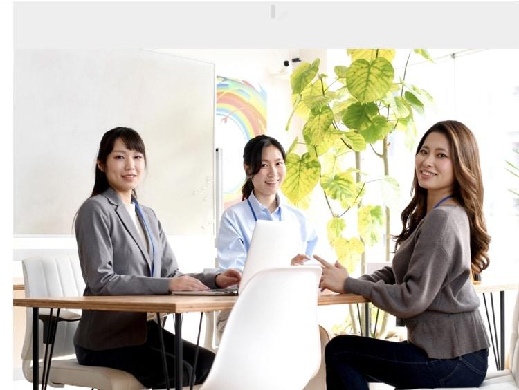 女性3人の画像