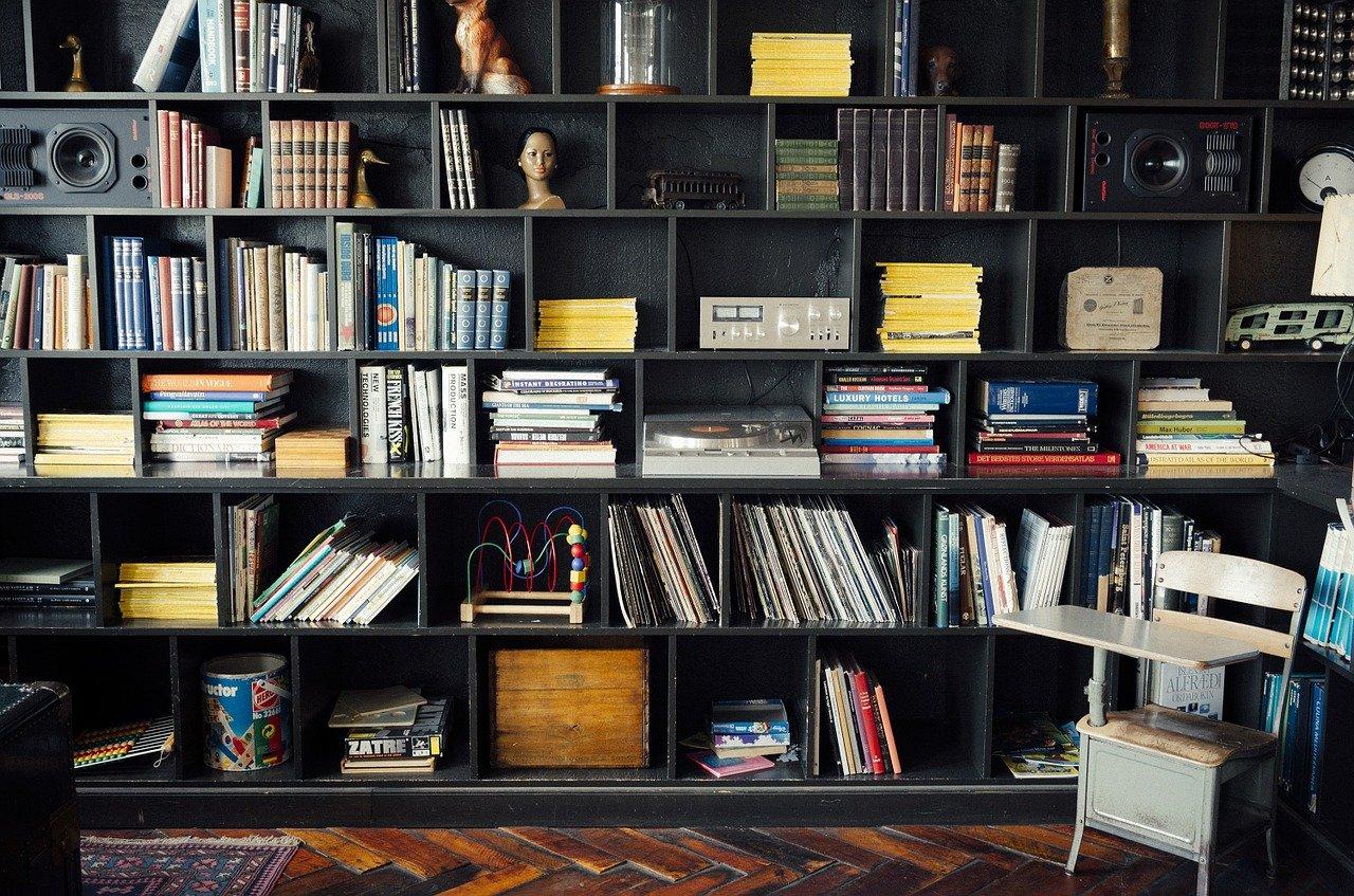 書斎の画像
