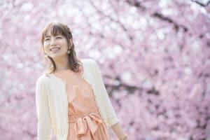 桜 ポートレート