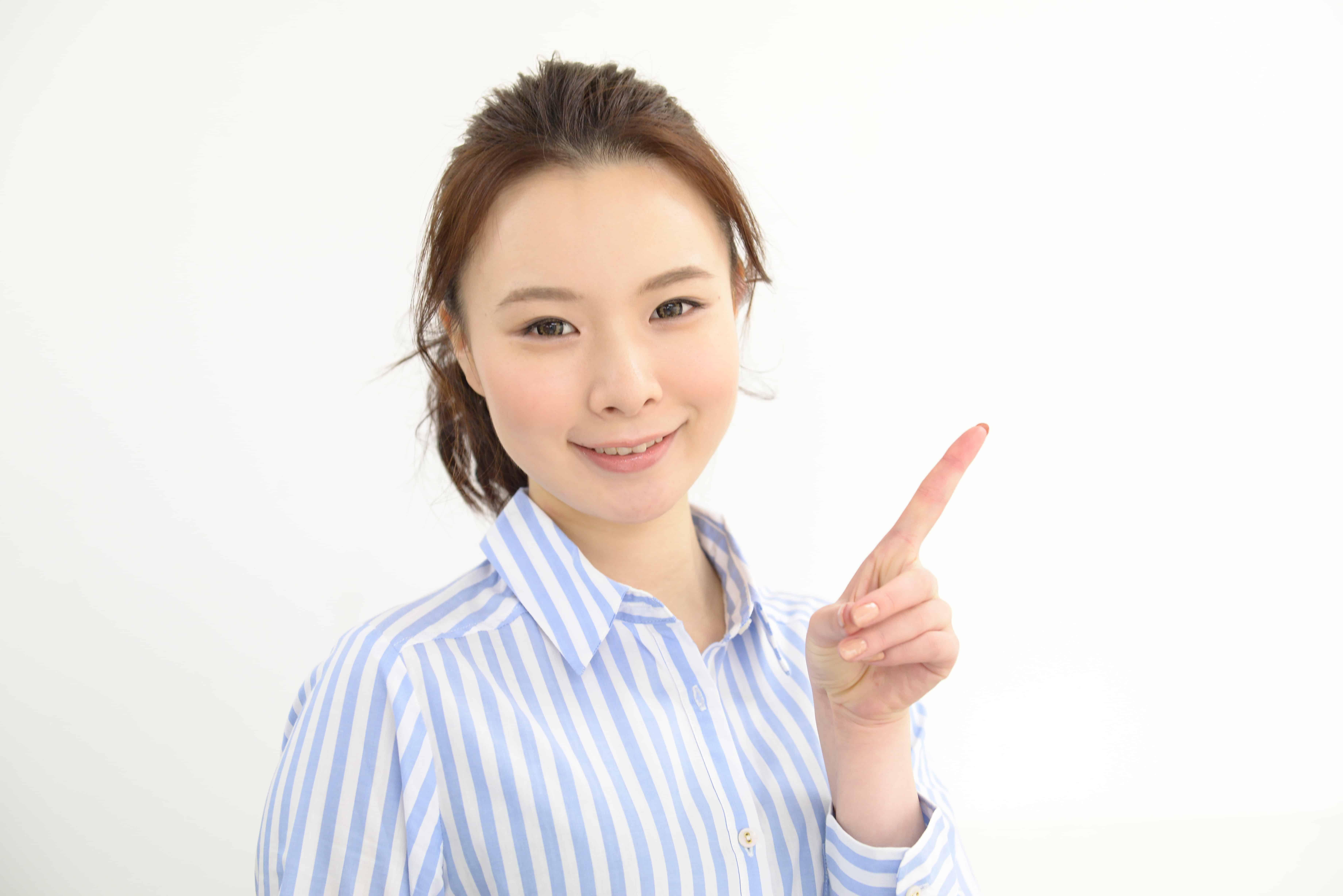 日本人キャリアウーマンのポートレート3